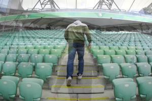 Królewskie w stadionowej wersji przy Łazienkowskiej