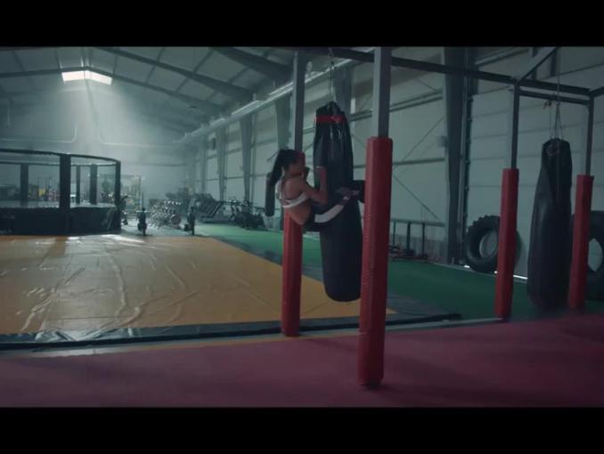 Joanna Jędrzejczyk w reklamie Formotiva Pharma Nutrition