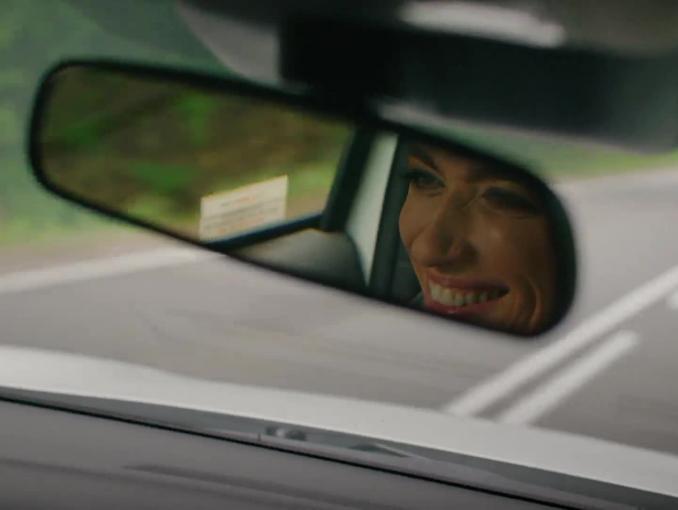 Mitsubishi Eclipse Cross - spot z Anną Cieślak