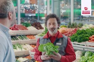 Świeże warzywa i owoce w reklamie Selgros