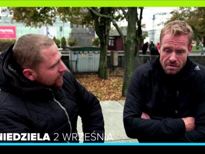 """Rinke. Na krawędzi"" - nowy program Rinke Rooyensa w TTV"