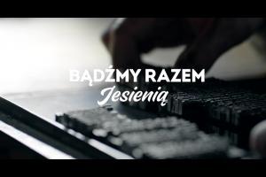"""""""Bądźmy razem jesienią"""" Drogi wolności - spot wizerunkowy TVP na jesień 2018"""