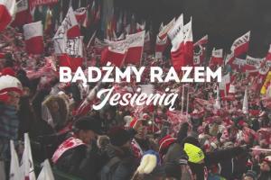 """""""Bądźmy razem jesienią"""" sport - spot wizerunkowy TVP na jesień 2018"""
