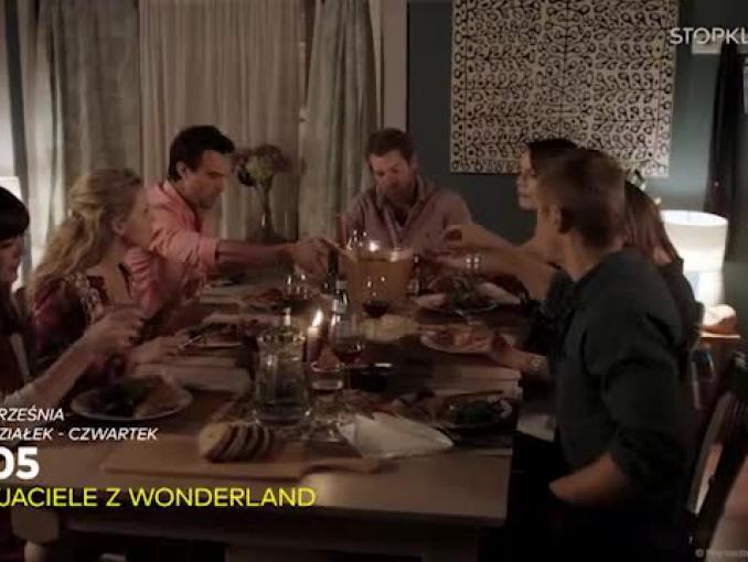 """Serial """"Przyjaciele z Wonderland"""" w Stopklatka TV (wideo)"""