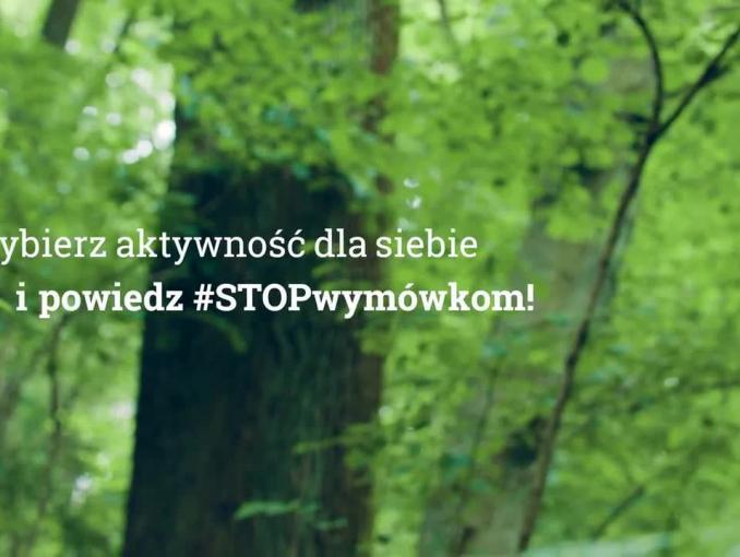 """""""Stop wymówkom"""" w kampanii Nałęczowianki"""
