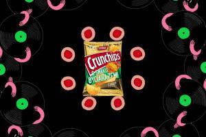 Urodzinowa edycja chipsów Crunchips
