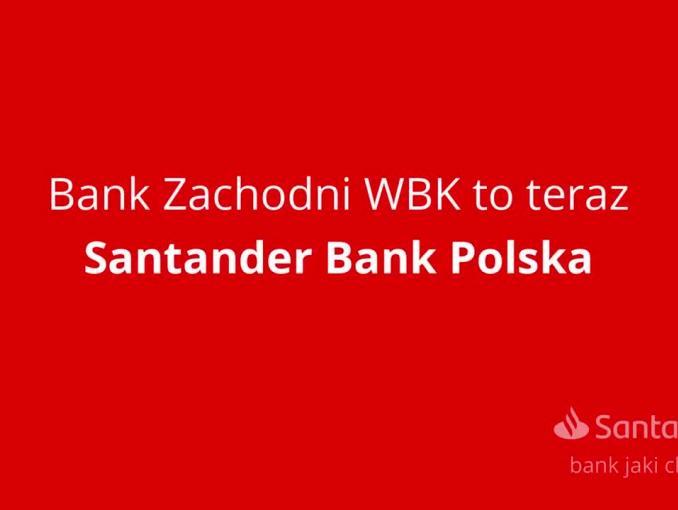 Zmiana zielonej sukienki na czerwoną - spot Santaner Bank Polska