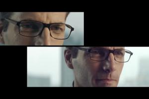 Danuta Stenka promuje szkła progresywne Varilux