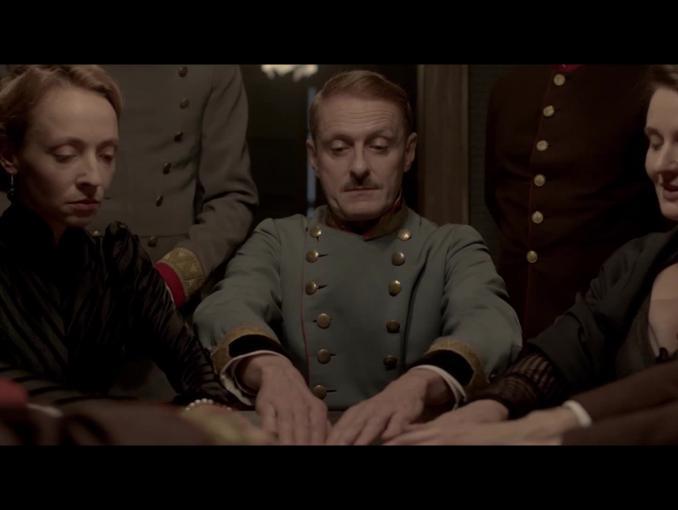 """""""Eter"""" - nowy film Krzysztofa Zanussiego (zwiastun)"""