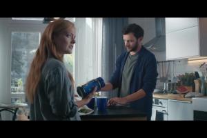 Kawa Prima Instant - spot z wizytą teściowej