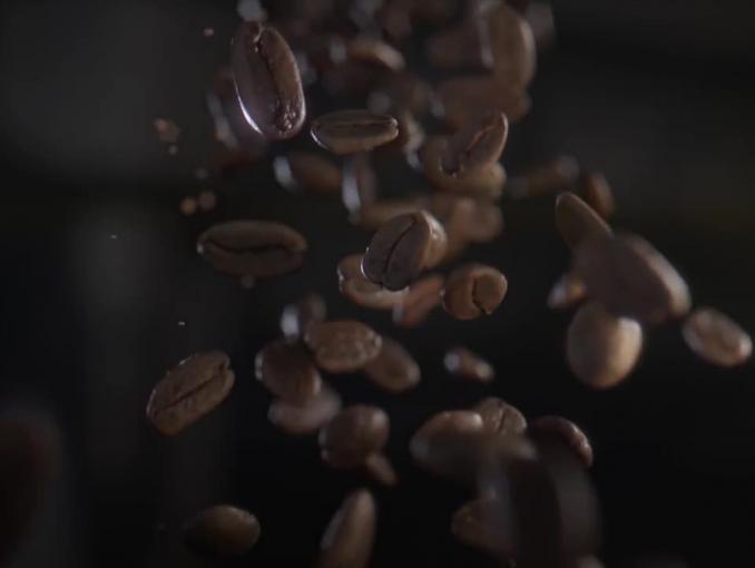 Włoski smak w reklamie kawy Segafredo