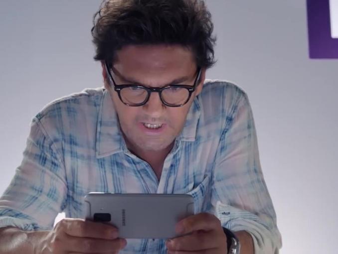 Kuba Wojewódzki i Joanna Krupa reklamują HBO Go w Play Pokolenia