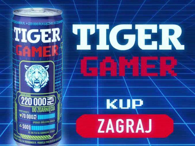 """""""Tiger Gamer"""" - spot z Kubsonem"""