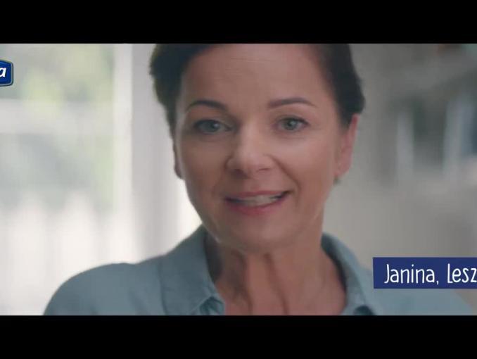 Makaron Lubella Jajeczna - reklama