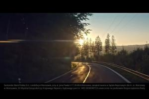 Santander Bank Polska reklamuje Konto Jakie Chcę