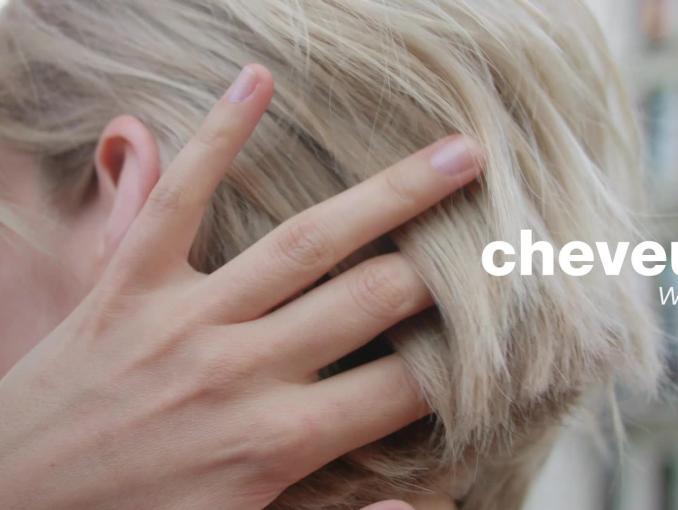 Marieta Żukowska w kampanii Parisian Cool L'Oréal Professionnel