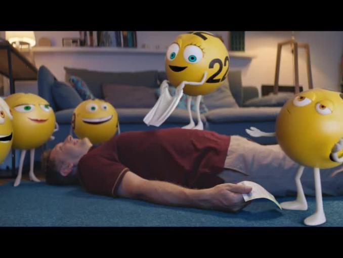 """""""Miliony kręcą każdego"""" w reklamie Lotto"""