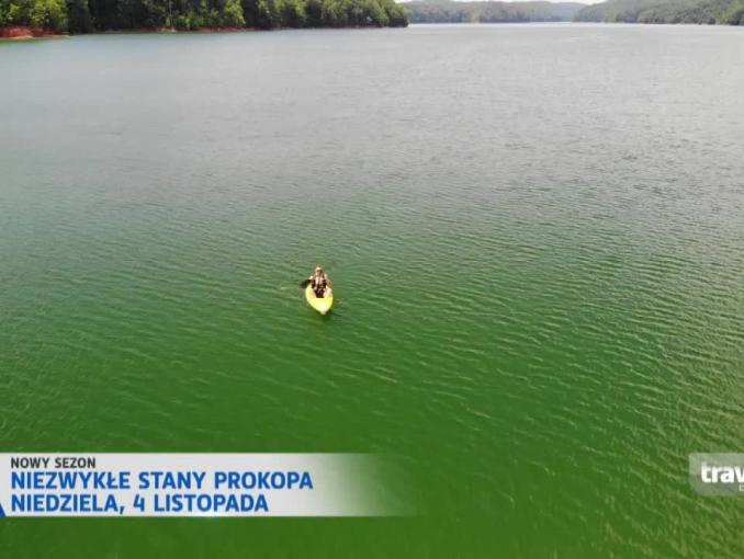 """""""Niezwykłe stany Prokopa 2"""" od 4 listopada w Travel Channel (wideo)"""