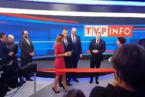"""Nowe studio TVP Info kosztowało 16 mln zł. """"Najnowocześniejsze w całej Europie"""""""