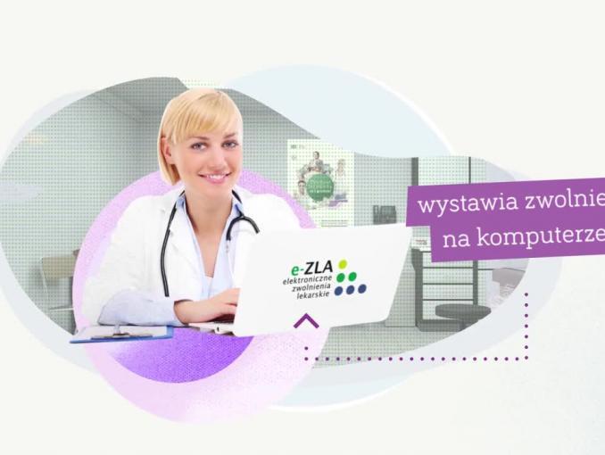 ZUS promuje elektroniczne zwolnienia lekarskie