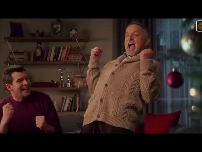 Cyfrowy Polsat promuje się na święta