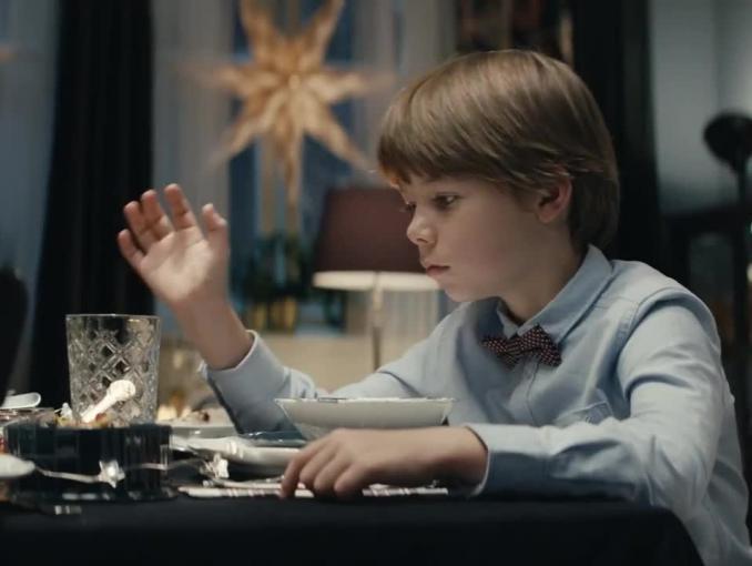 Królewska uczta świąteczna w kampanii IKEA