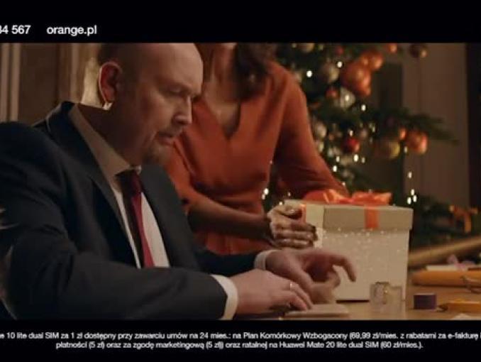 Smartfony Huawei w promocji Planu Komórkowego w Orange