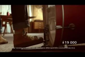 eurobank - reklama kredytu gotówkowego