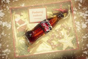 Coca-Cola cynamonowa na Święta