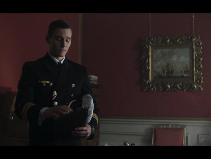 """Historyczny serial """"Okręt"""" od 26 listopada w Epic Drama (wideo)"""