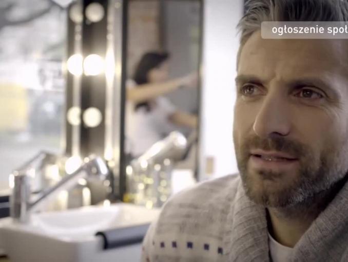 Mikołajkowy Blok Reklamowy w Polsacie - spot z Maciejem Dowborem i Bogdanem Rymanowskim