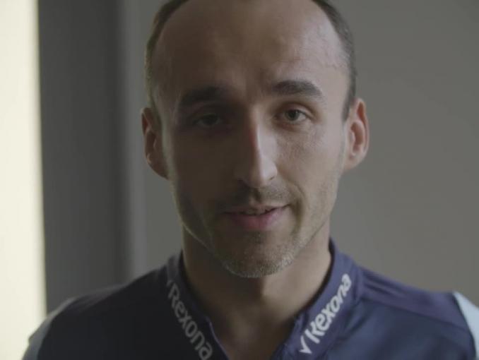 Robert Kubica o sponsorowaniu Williamsa przez Orlen