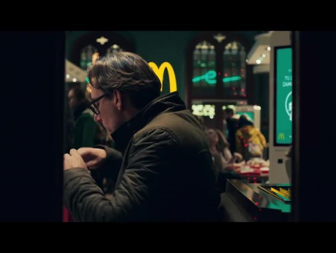 McDonald's:powrót studentki do domu w bożonarodzeniowej reklamie