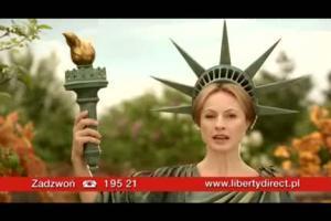 Liberty Direct - reklama OC i AC