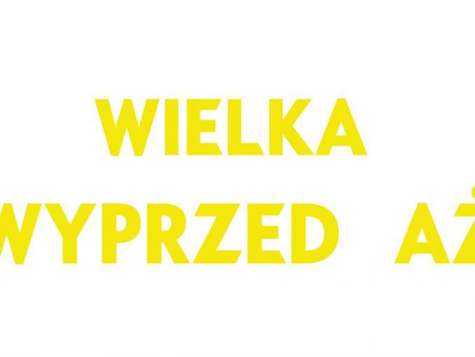 """Opel reklamuje """"wielką wyprzedzaż"""""""