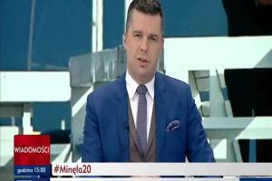 """""""Passenger"""" Iggy Popa w """"Minęła 20"""" TVP Info"""