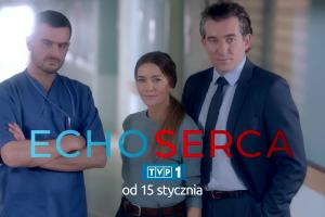 """Echo serca"" - nowy serial TVP1 (trailer)"