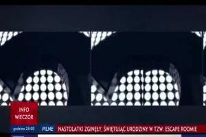 """Nowa czołówka """"Minęła 20"""" w TVP Info"""