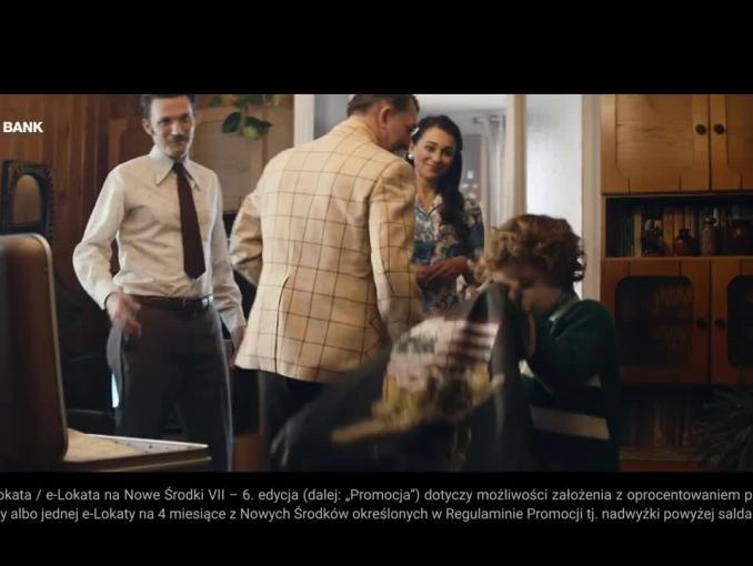 Getin Bank reklamuje Lokatę 3,5% na Przyszłość