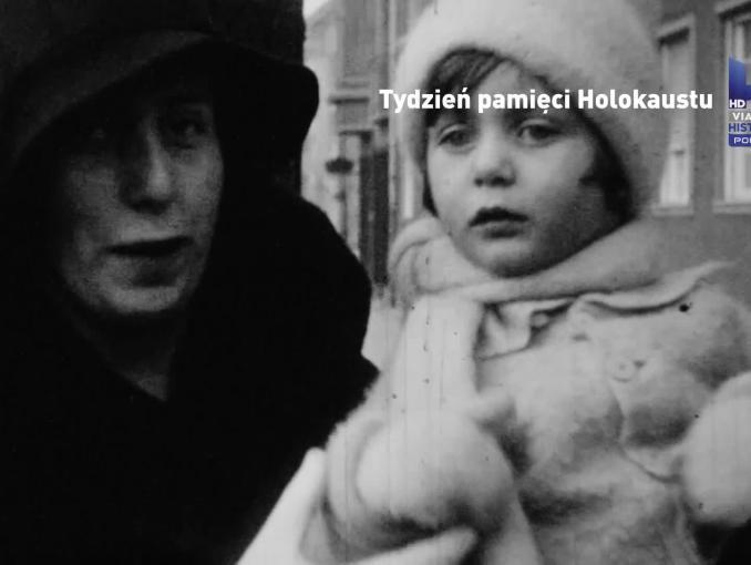 """""""Tydzień pamięci Holokaustu"""" w Polsat Viasat History (wideo)"""