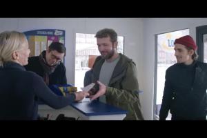 """""""Graj w Lotto gdzie chcesz i kiedy chcesz!"""" - spot"""