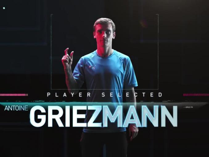 Antoine Griezmann w spocie Pumy