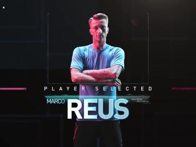 Marco Reus w kampanii Pumy