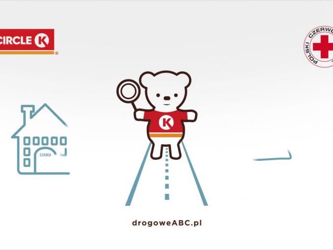 """""""Drogowe ABC"""" w akcji Polskiego Czerwonego Krzyża i Circle K"""