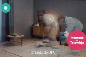 """""""Wykurz stary, wolny internet"""" w spocie UPC Polska"""