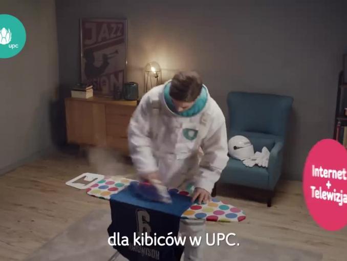 UPC promuje internet i telewizję w sprasowanej cenie