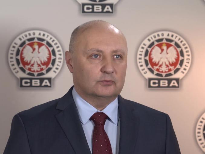 Rzecznik CBA o zatrzymaniu Bartłomieja M., byłego rzecznika MON-u