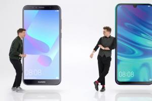 Huawei w Play Duet - spot z Tomaszem Kammelem