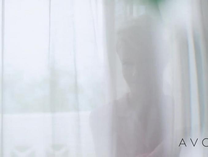 Małgorzata Kożuchowska promuje perfumy Avon Eve Truth