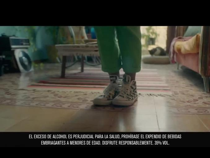 Energetyczny taniec w reklamie Bacardí